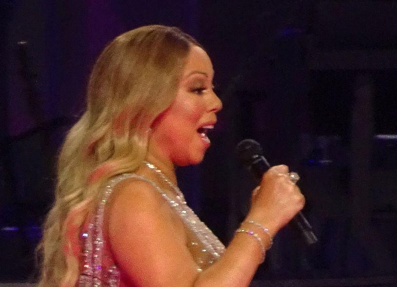 Mariah Carey na scenie