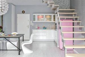 Niesamowite mieszkanie z Bielska-Białej