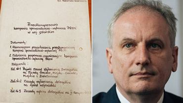 Dariusz Drelich był delegatem na II zjazd wojewódzki PRON w Gdańsku. Z dokumentów wynika, że był również członkiem Rady Miejskiej Patriotycznego Ruchu Odrodzenia Narodowego