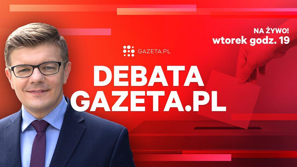 Wybory parlamentarne 2019. Debata Gazeta.pl