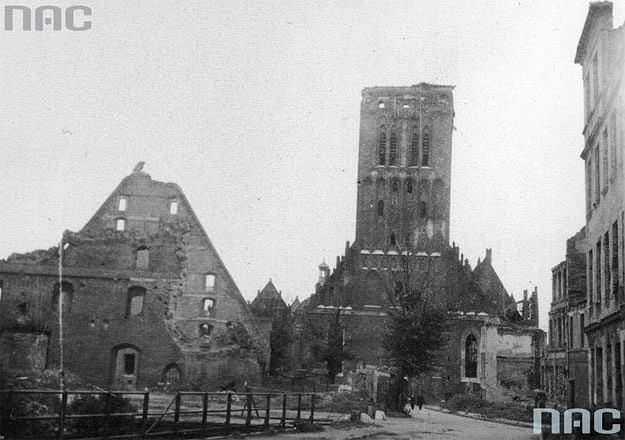Kościół św. Katarzyny oraz Wielki Młyn