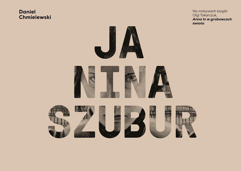 Komiks 'Ja, Nina Szubur' Daniela Chmielewskiego, Wydawnictwo Komiksowe /