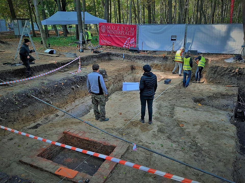 Znaleziono kolejne szczątki na Westerplatte/ fot. Muzeum Westerplatte i Wojny 1939 - Facebook