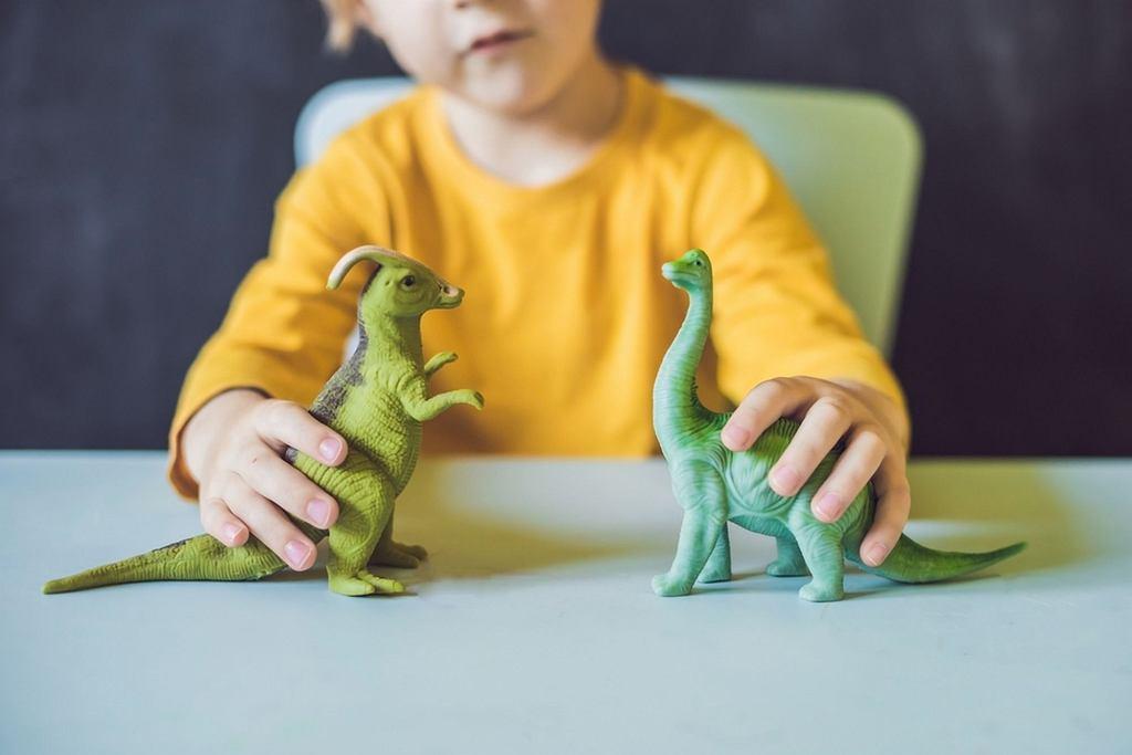 Dzieci uwielbiają dinozaury, podobają im się także filmy o dinozaurach. Macie swoje ulubione?
