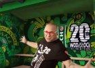 Jurek Owsiak wystąpi w lipcu w reklamie piwa Lech. Wypada mu?