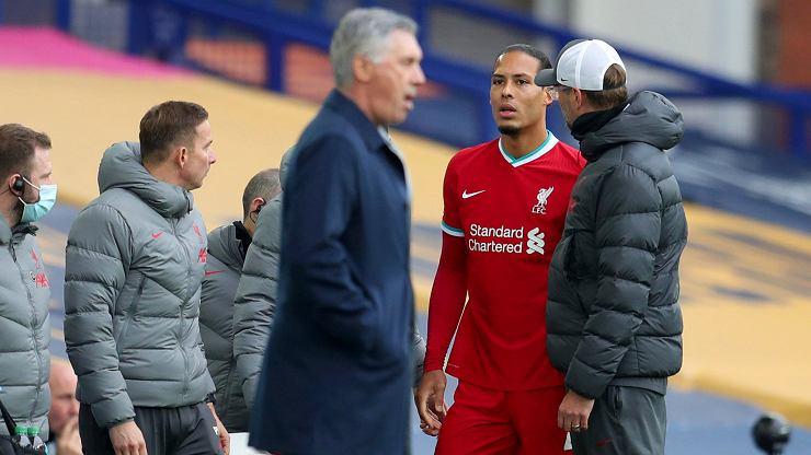 Virgil van Dijk przeszedł operację kontuzjowanego kolana. Zdąży wrócić przed Euro 2020?