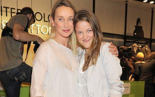 Dorota Williams, z córką, Klaudią.