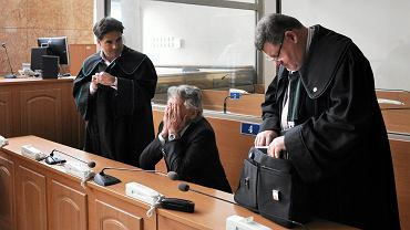 Roman Polański w Sądzie Okręgowym