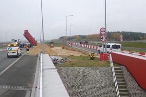 Utrudnienia na autostradzie A1. Węzeł Łodź Północ. Przez dwa dni będzie badany wiadukt