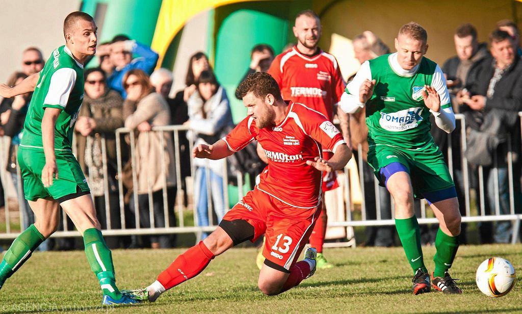 Andrespolia - Widzew 0:2