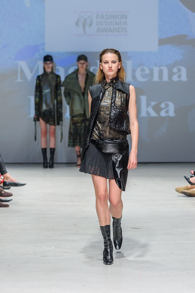 Kolekcja Magdaleny Kurnickiej / Filip Okopny
