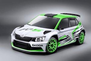 Essen Motor Show 2014   Wielkie emocje ze Skodą Fabia R5