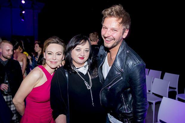 Członkowie jury: Joanna Sokolowska-Pronobis,Gosia Baczynska i Mikolaj Komar