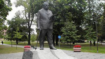 Pomnik Jerzego Ziętka w Katowicach