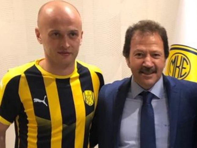 Michał Pazdan podpisał kontrakt z Ankaragucu