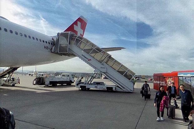 Port lotniczy Zurych-Kloten