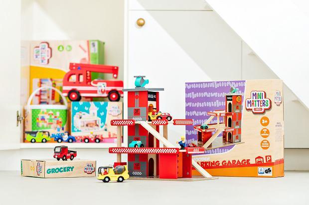 Mini Matters w Action. Wysokiej jakości drewniane zabawki w atrakcyjnych cenach!