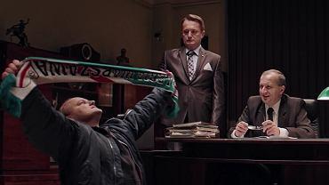 Kadr z serialu 'Ucho prezesa'