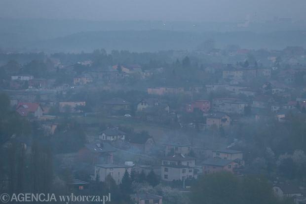 Smog w Rybniku