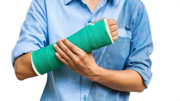 Złamania kości promieniowej - rodzaje złamań i leczenie