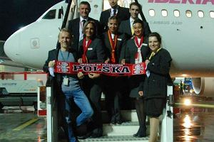 Linią Iberia Express z Krakowa do Madrytu i Ameryki