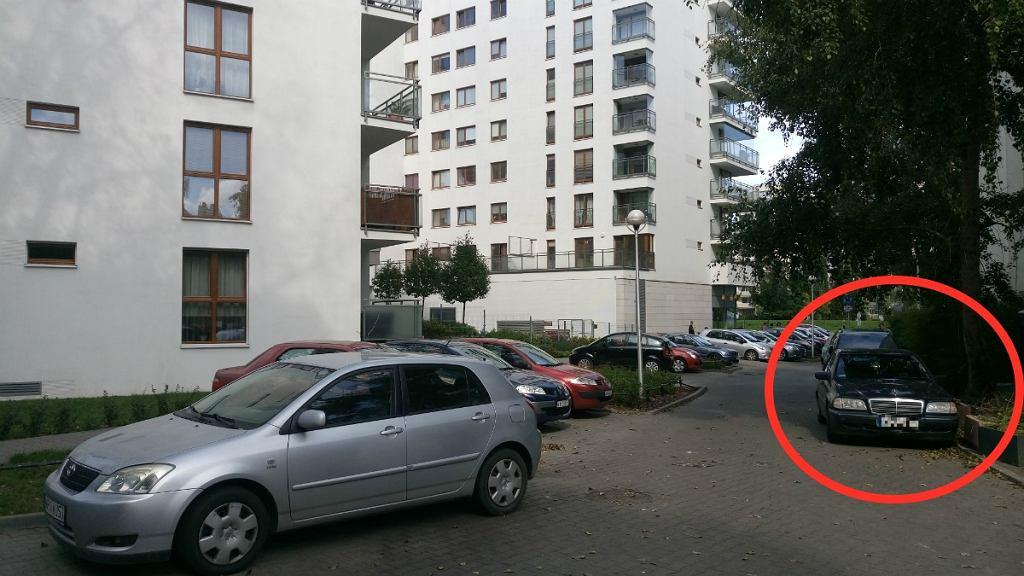 Parkowanie w Warszawie