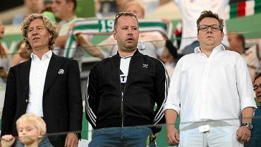 Dariusz Mioduski, Bogusław Leśnodorski, Maciej Wandzel