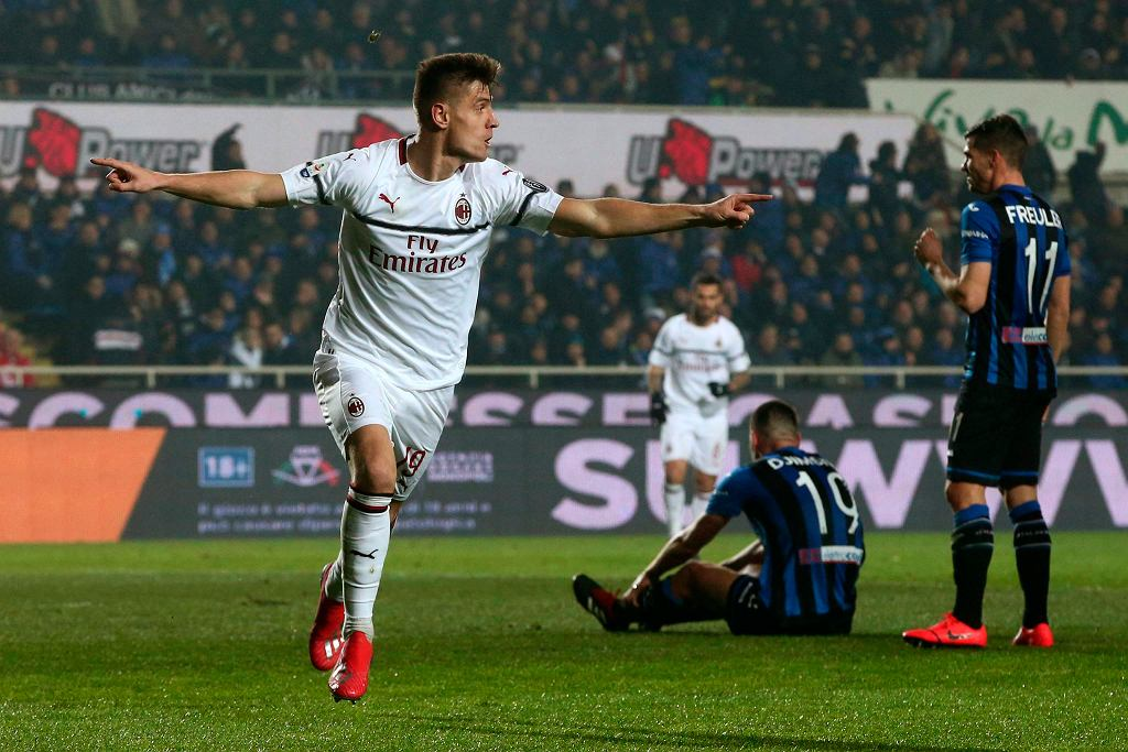 Krzysztof Piątek dogoni Cristiano Ronaldo? Gdzie oglądać mecz AC Milan - Empoli FC?