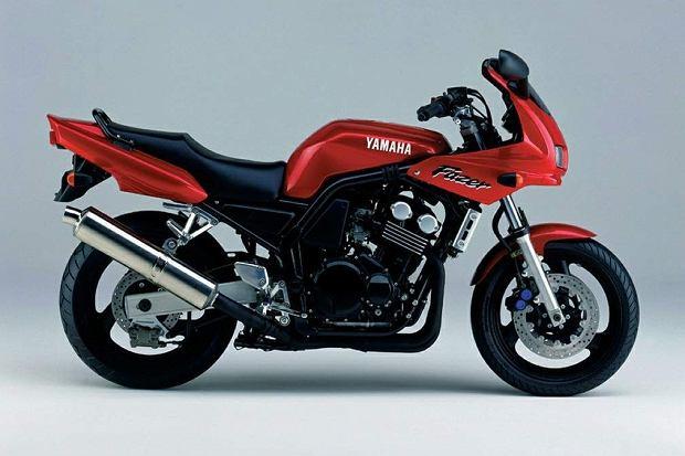 Yamaha ZS600 Fazer