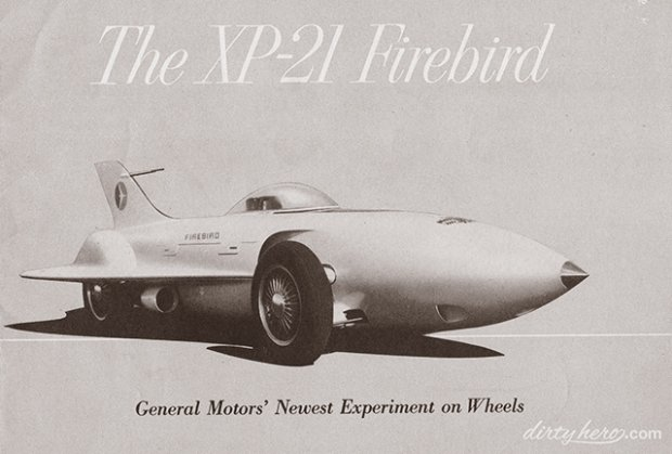 General Motors Firebird XP-21