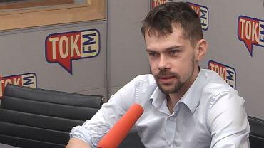 Michał Kołodziejczak w Poranku Radia TOK FM