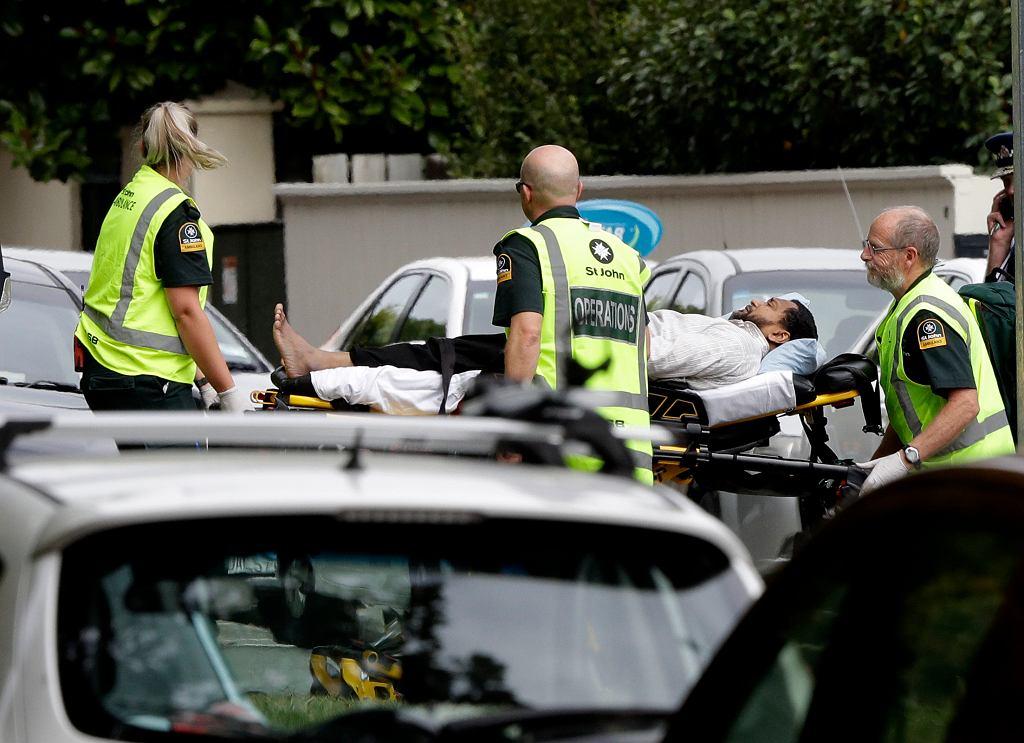 Nowa Zelandia. Atak na dwa meczety w Christchurch
