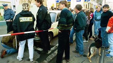 Warszawa lat 90. była areną wojny gangów