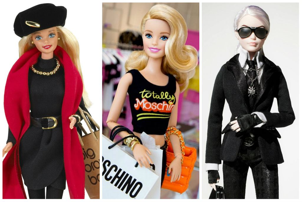 Modna lalka Barbie