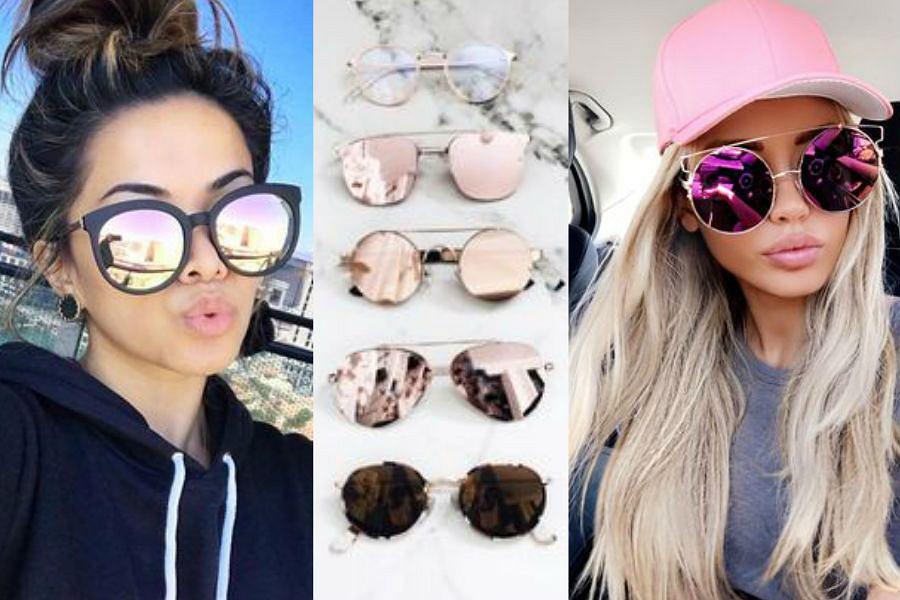 najmodniejsze okulary przeciwsłoneczne 2018 męskie