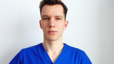 Mateusz Sieradzan (fot: materiały archiwalne)