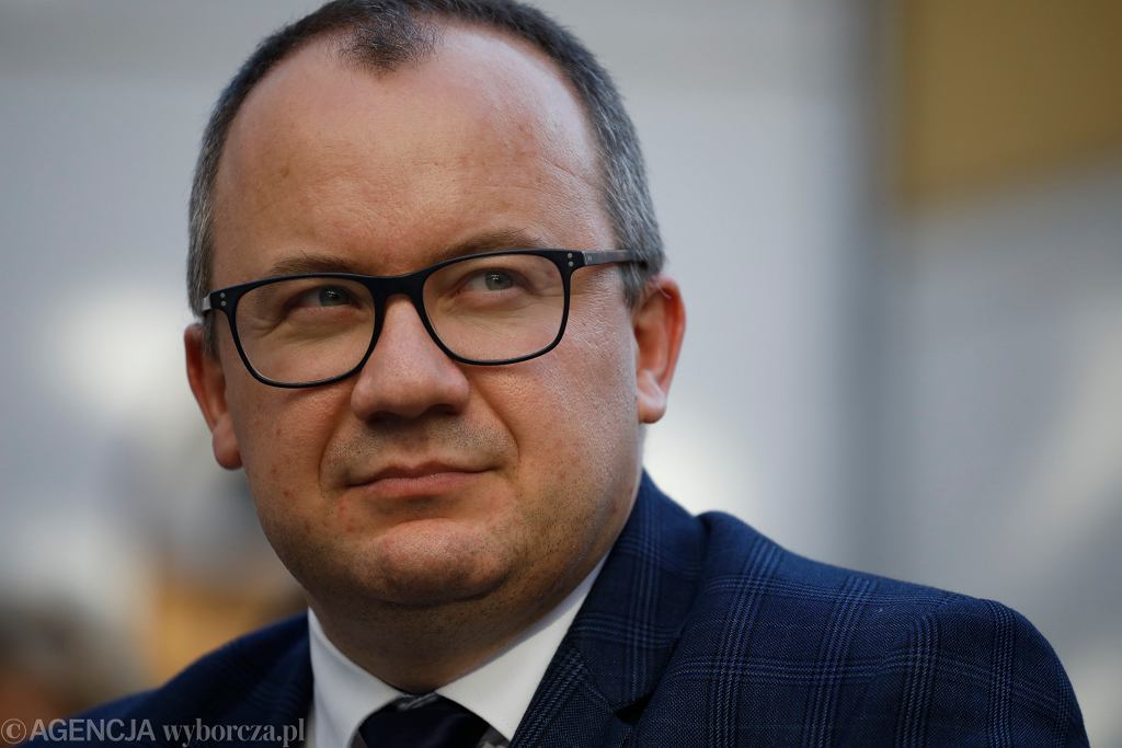 Rzecznik praw obywatelskich Adam Bodnar. Warszawa, 14 września 2019
