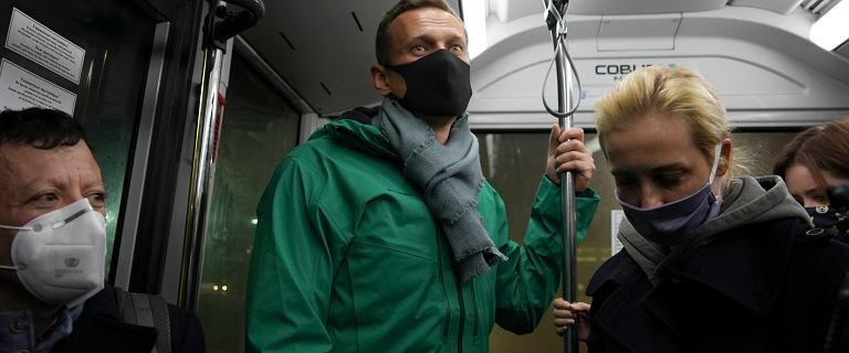Szybka reakcja państw bałtyckich po zatrzymaniu Nawalnego oraz tweet Dudy