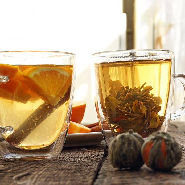 Zielona herbata inaczej
