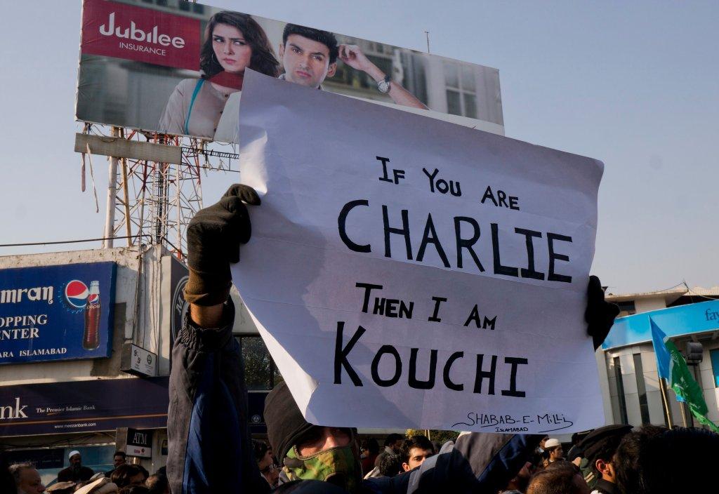 Protesty w Pakistanie przeciwko publikacji karykatur Mahometa w