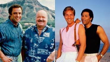 """Jake and the fatman"" i ""Miami Vice"""