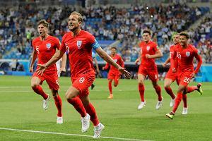 Mistrzostwa świata 2018. Mecz Tunezja - Anglia. Harry Kane bohaterem Anglii! Gol w samej końcówce