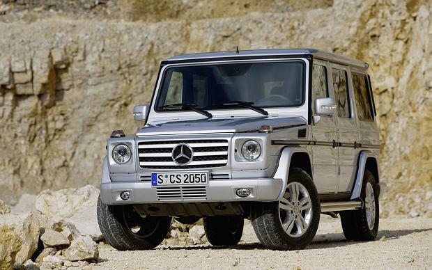 Mercedes Klasy G | Zostaje z nami do 2027 roku
