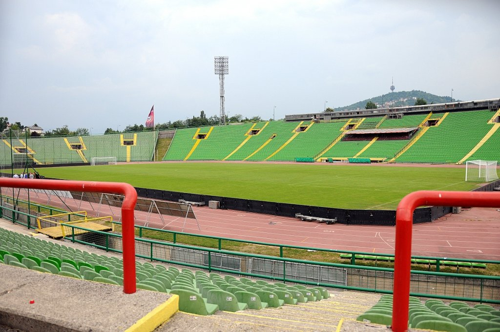 Stadion Olimpijski w Sarajewie