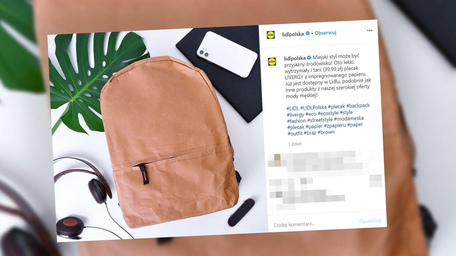 Plecaki sklep internetowy| 961 Plecaki tanio kupisz online w
