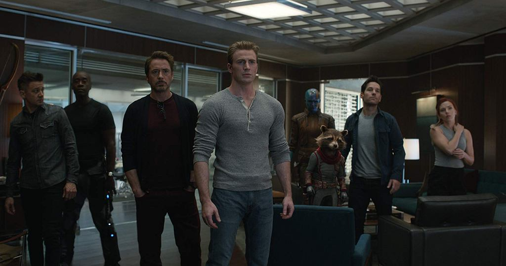 Znalezione obrazy dla zapytania avengers koniec gry zdjęcie