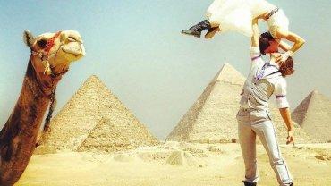 Ślub w Egipcie