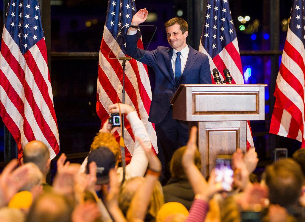 Wybory w USA. Pete Buttigieg nie będzie ubiegał się o nominację Demokratów