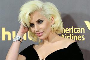 Lady Gaga na Złotych Globach