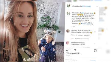 Ania Bardowska przygotowuje się do walki z koronawirusem